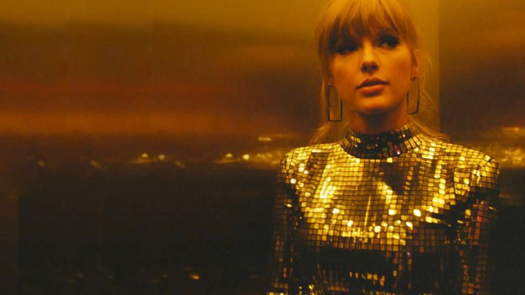 Taylor Swift in de documentaire 'Miss Americana'. Beeld Netflix