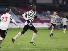 Pogba schiet Manchester United naar eerste koppositie in zeven jaar
