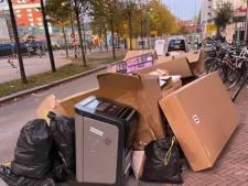 Strijp-S in Eindhoven zucht onder hopen afval: 'Het ziet er niet uit en het stinkt, zeker in de zomer'