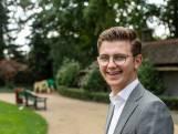 Met Stijn Sips (20) heeft CDA Dongen de jongste lijsttrekker van het land: 'Maar dat gaat niet op m'n cv'