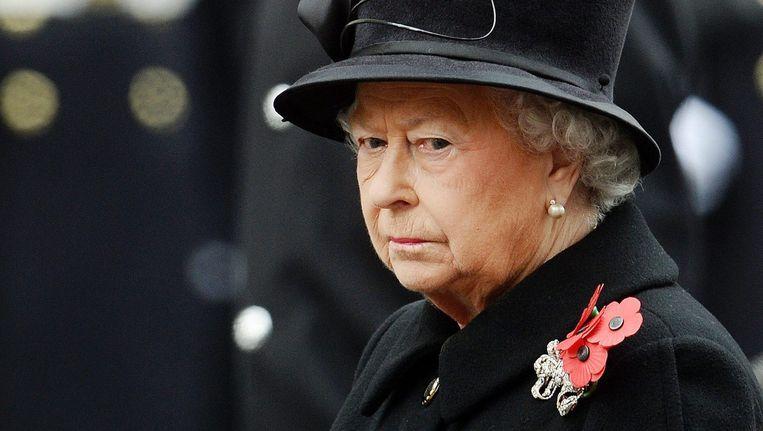 Koningin Elizabeth. Beeld EPA