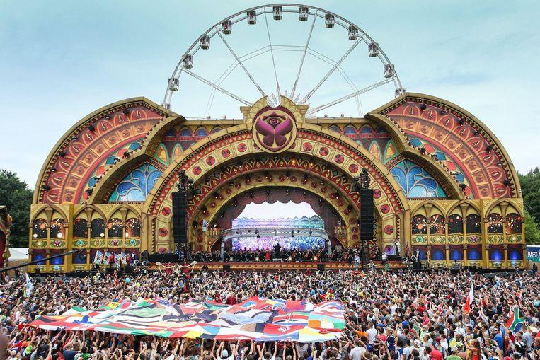 Tomorrowland. Beeld photo_news