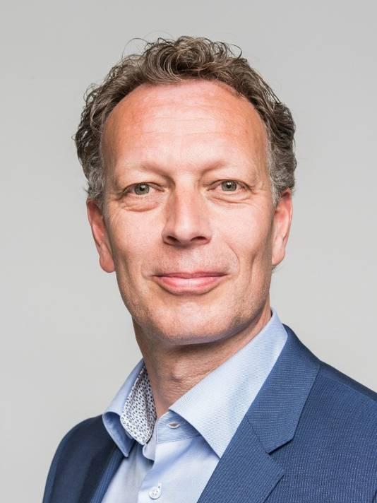 Egmond Borgdorff, directeur HR-beleid en Arbeidsmarkt bij Achmea.