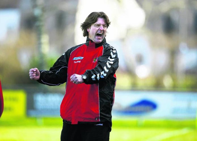 DVV-trainer Edwin Hoogerdijk