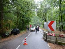 Frontale aanrijding bij chicane in Vorden