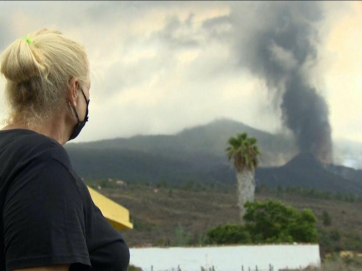 Aswolk van vulkaan La Palma heeft Nederland bereikt