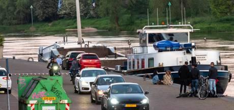 Geen tijdelijke drempels tegen racers op Rijnkade