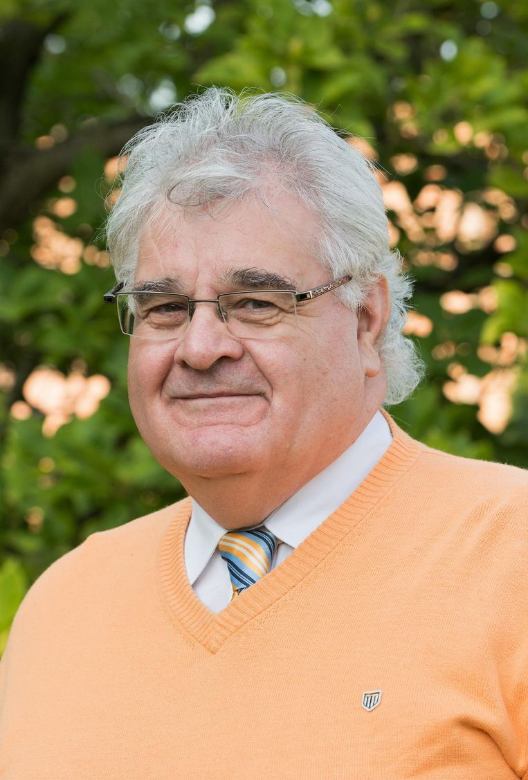 Burgemeester Ivan Delaere (CD&V).