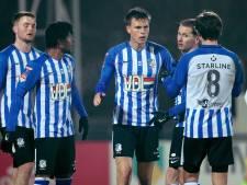 Van Kleef vast op het penaltylijstje van FC Eindhoven: 'Tegen Ajax scoren een extra boost'