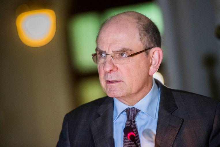 Minister van Justitie Koen Geens (CD&V).