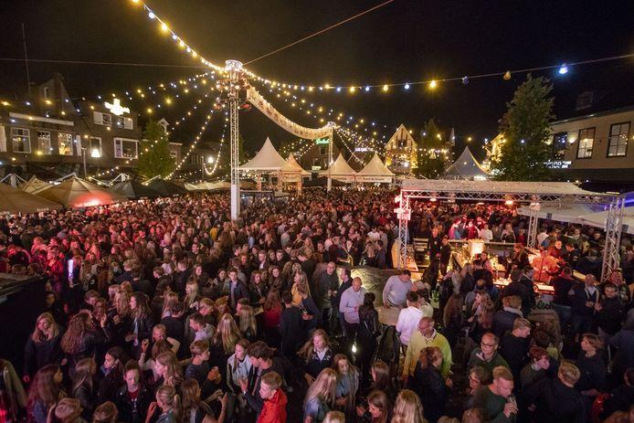 De Boeskool is Los op de Groote Markt in Oldenzaal gaat dit jaar niet door vanwege de coronacrisis. Het is één van de vele typisch Twentse feesten waar een streep doorheen gaat.