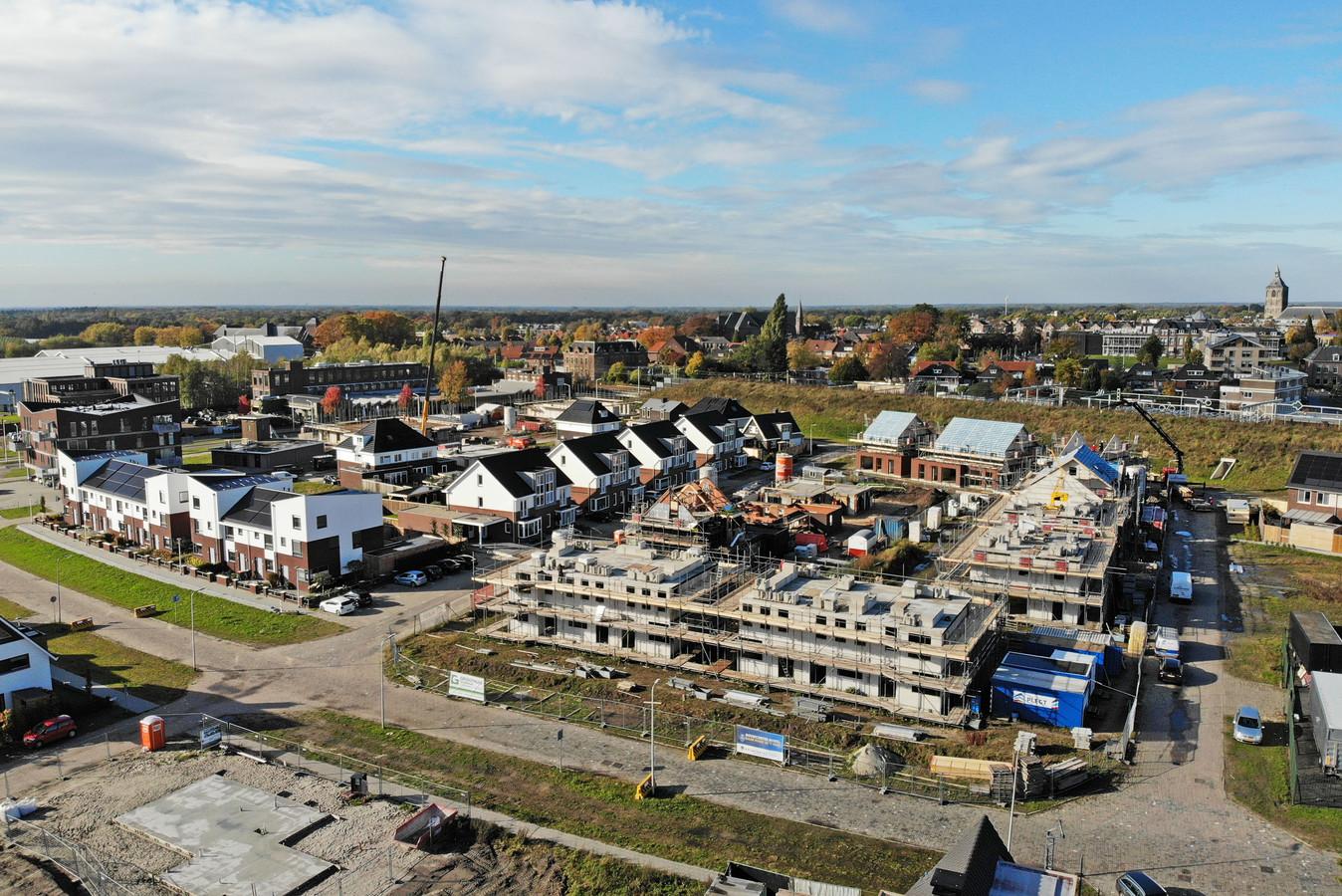 Nieuwbouwijk De Stakenbeek in Oldenzaal .