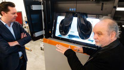 Limburgse bedrijven krijgen toegang tot unieke 3D-printing infrastructuur