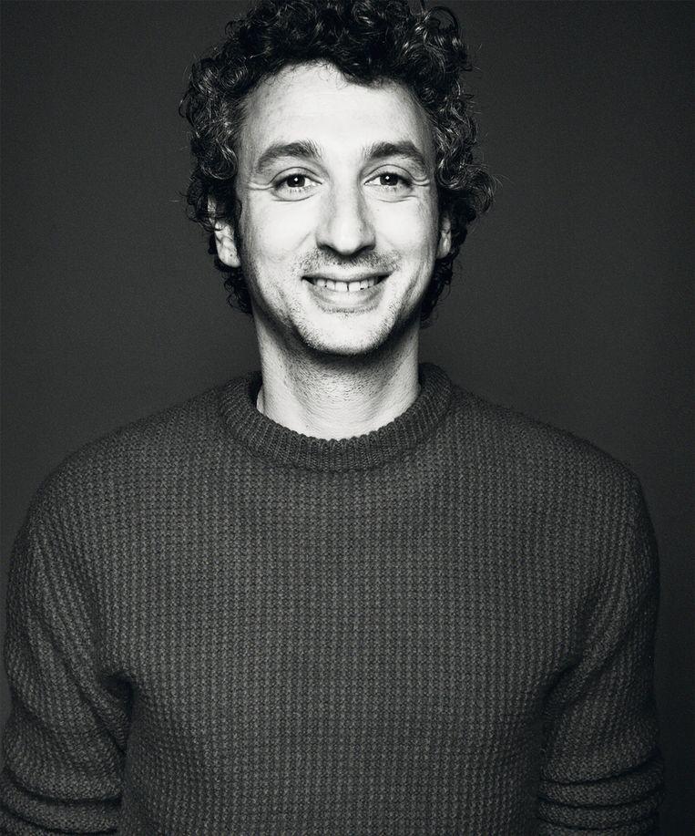 Jérôme Dreyfuss. Beeld Dimitri Coste