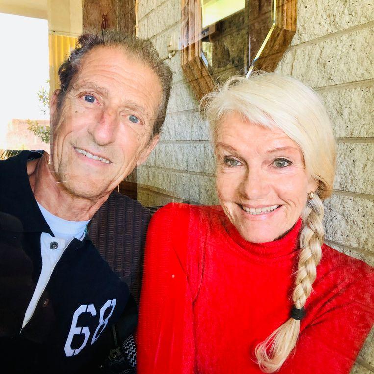 Ruud (Serge) en Trudy (Saskia). Beeld Margriet Oostveen