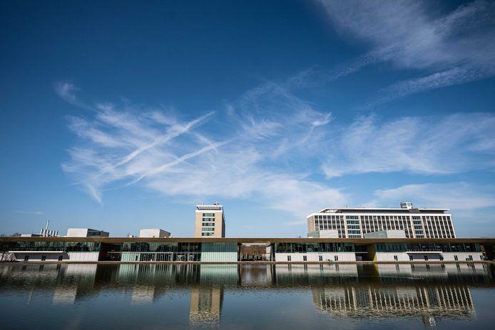 De High Tech Campus in Eindhoven.