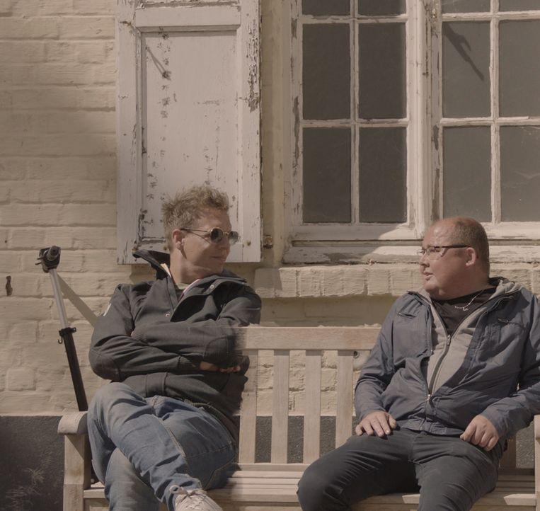 James Cooke en Dimitri Beeld SBS