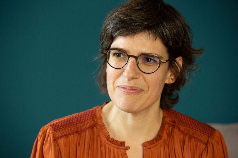 """Minister van Energie Tinne Van der Straeten (Groen) heeft al vaak gezegd dat het CRM een """"verzekeringspolis"""" is voor de Belgische stroombevoorrading.  Beeld BELGA"""