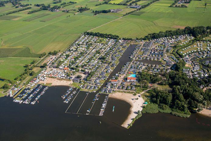 Europarcs Resort Veluwemeer in Hulshorst.