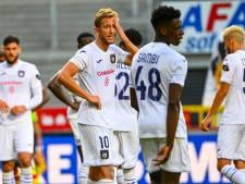 """Anderlecht craque en fin de match et partage à Malines: """"On offre des cadeaux à nos adversaires"""""""