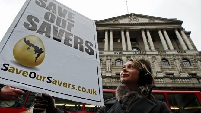 """""""Britse banken voorbereid op Grexit"""""""