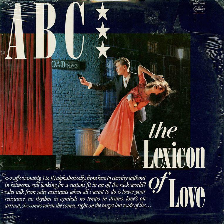 The Lexicon of Love van ABC  Beeld Het Parool