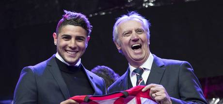 'Maxi' Romero heeft zijn PSV-shirt