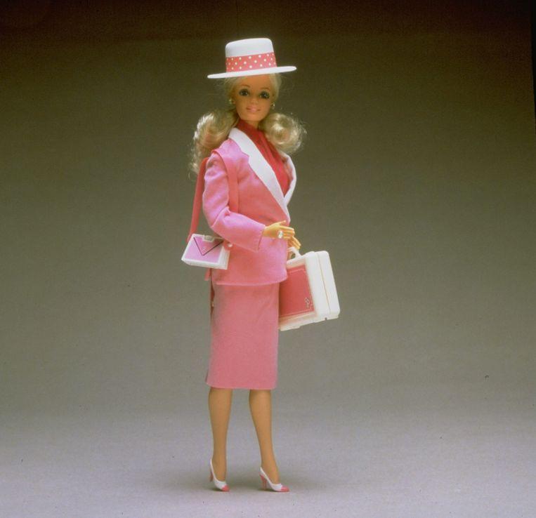 Een Barbie uit 1985. Wie weet krijgt ze ooit een tweede leven. Beeld The LIFE Images Collection via G
