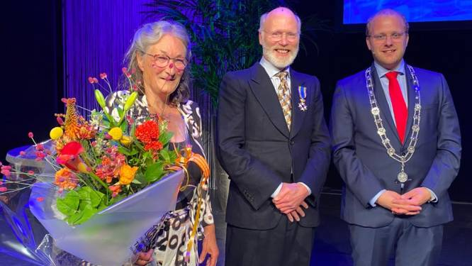 Winterswijkse klinisch chemicus Cas Weijkamp benoemd tot Ridder in de Orde van de Nederlandse Leeuw