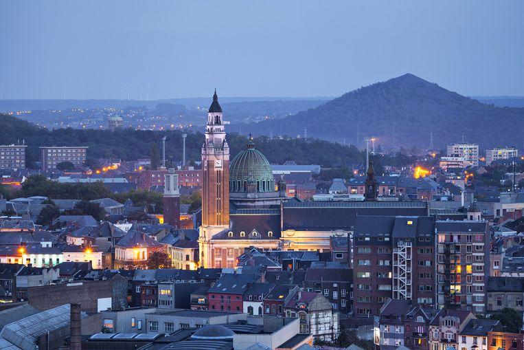 Charleroi trekt de meeste inbrekers aan, zo blijkt uit de cijfers van AXA. Beeld Thinkstock