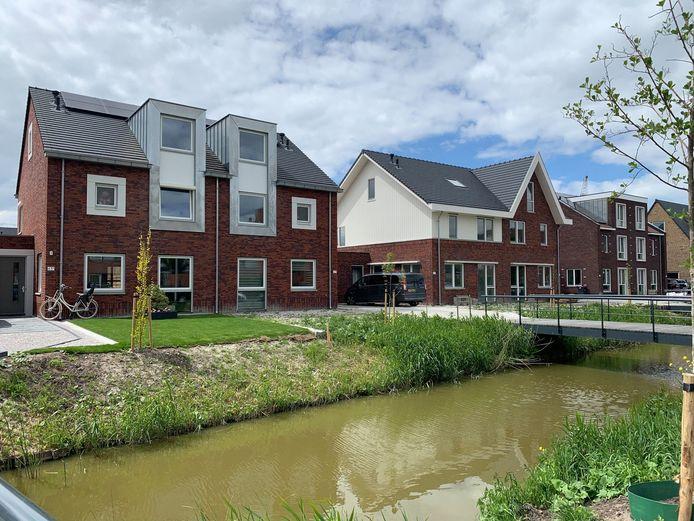 Een positieve uitzondering vormt Den Hoorn, waar onder meer project De Kreek met 140 woningen in aanbouw is.