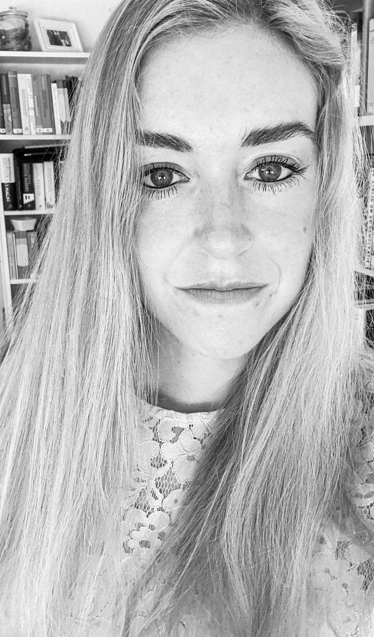 Raisa Blommestijn, jurist, filosoof en docent/onderzoeker van de Universiteit Leiden.  Beeld