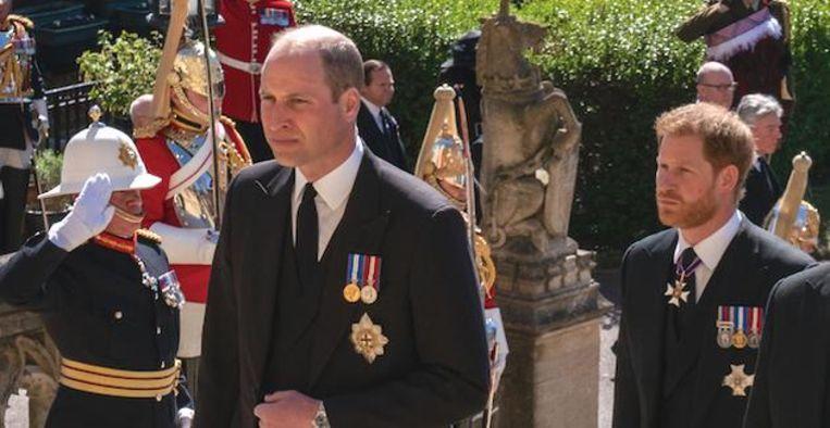 (Ver)zoen(ing): mooie momenten ná de uitvaart van prins Philip Beeld BrunoPress
