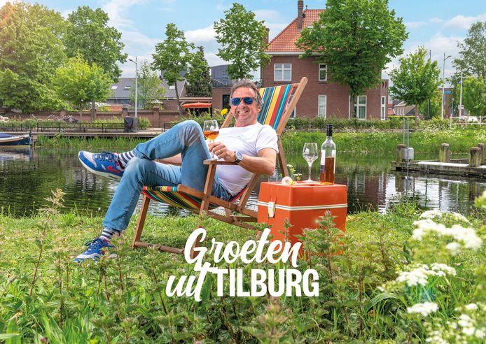 De Tilburgse Villa Pastorie-ondernemer Michel Deneef bouwde zijn horecazaak van top tot teen om tot een zomers vakantieoord voor stadsgenoten.