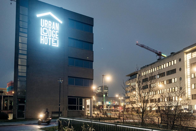 Urban Lodge Hotel. Beeld Jakob Van Vliet