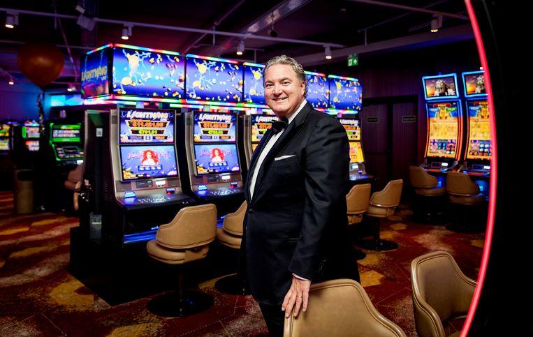 Topman Erwin van Lambaart: ' We willen het beste casino van Europa worden, ook online.' Beeld Hollandse Hoogte /  ANP
