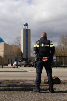 Extra toezicht van politie bij stations en moskeeën