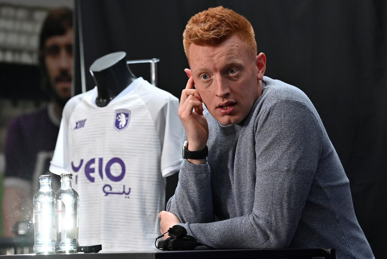 Beerschot-coach Will Still.