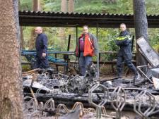 Oude kleuterschooltje koning Willem-Alexander gaat in vlammen op, activist claimt plaatsen bom