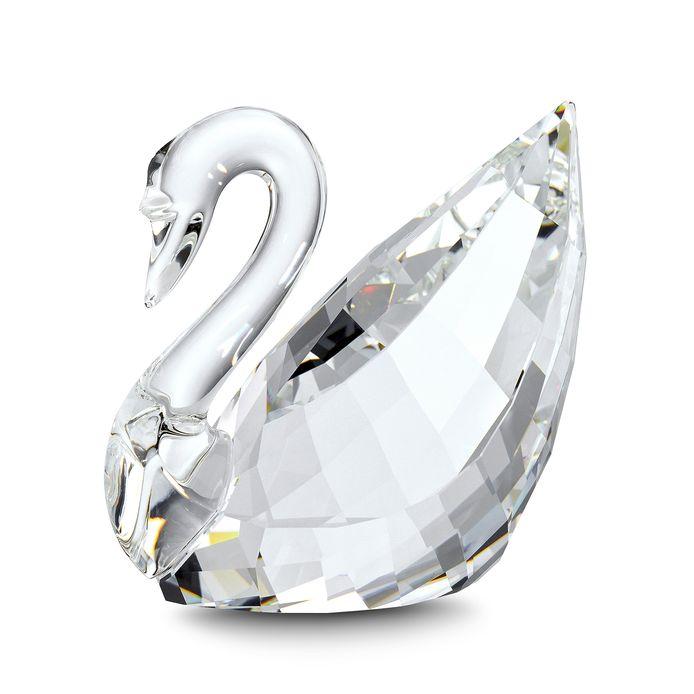 Een kristallen beeld van Swarovski