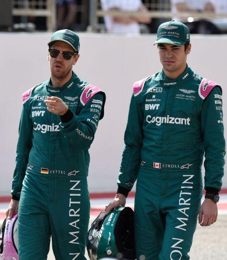 Aston Martin ook volgend jaar met Vettel en Stroll: 'Dat biedt ons grote kansen'