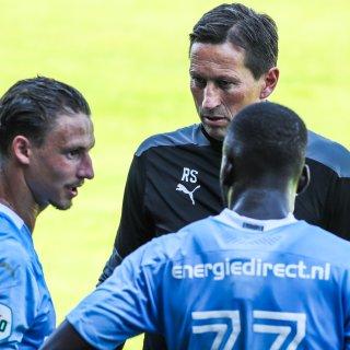 Hoe smeed je een aanvalsmachine: kijkje in de keuken van PSV-coach Roger Schmidt