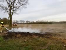 Natuur is kurkdroog: Limburg-Noord extra alert op brandgevaar
