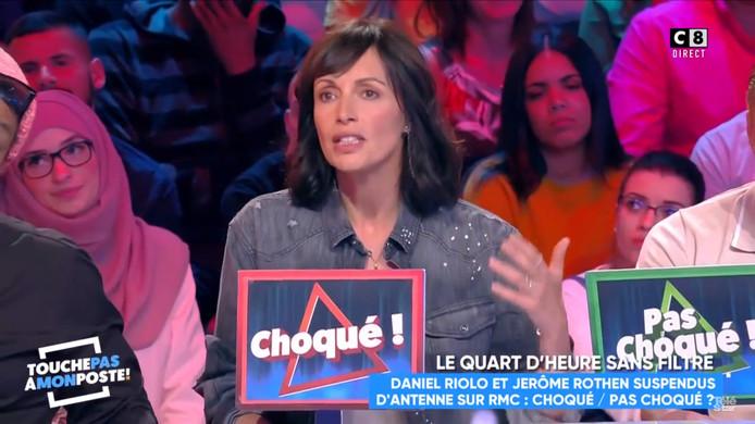 Géraldine Maillet.
