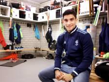 Federico Fernandez Onega van HC Tilburg: 'Heel vreemd dat ik corona heb gehad'