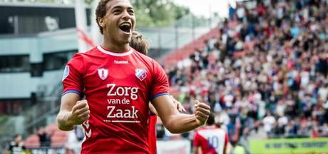 LIVE: FC Utrecht op rozen de rust in