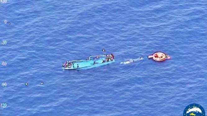 Drones moeten migranten op zee opsporen: Europa gooit er 67 miljoen euro tegenaan