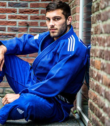 Judoka Jesper Smink sloeg na tegenvallers nieuwe wegen in: 'Ik merk dat ik weer vrij ben in mijn hoofd'