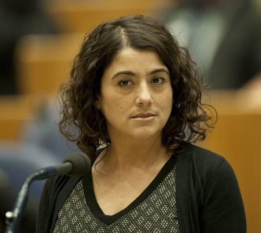 SP-kamerlid Sadet Karabulut