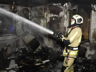 "Brandweer redt vier slachtoffers uit ""leegstaande"" woning"